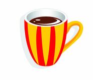 coffe cup clip art vectors logo 4
