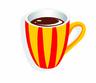 coffe cup clip art vectors logo